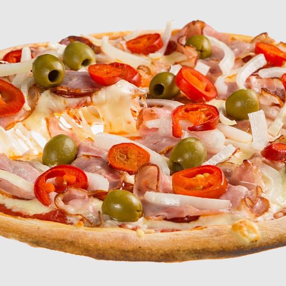 Naše pizza