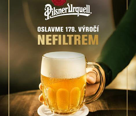 NEFILTROVANÝ LEŽÁK PILSNER URQUELL